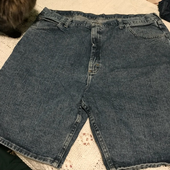 Wrangler Other - Men's Wrangler Jean Shorts